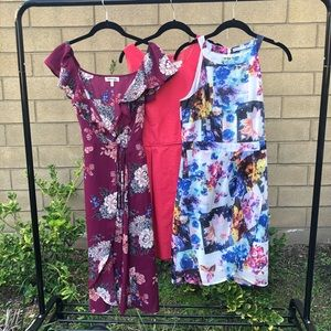 Summer Dress bundle of 3 dresses